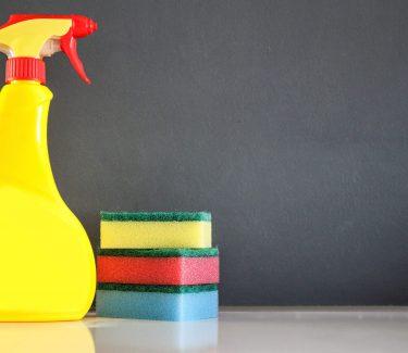 как да почистим дома