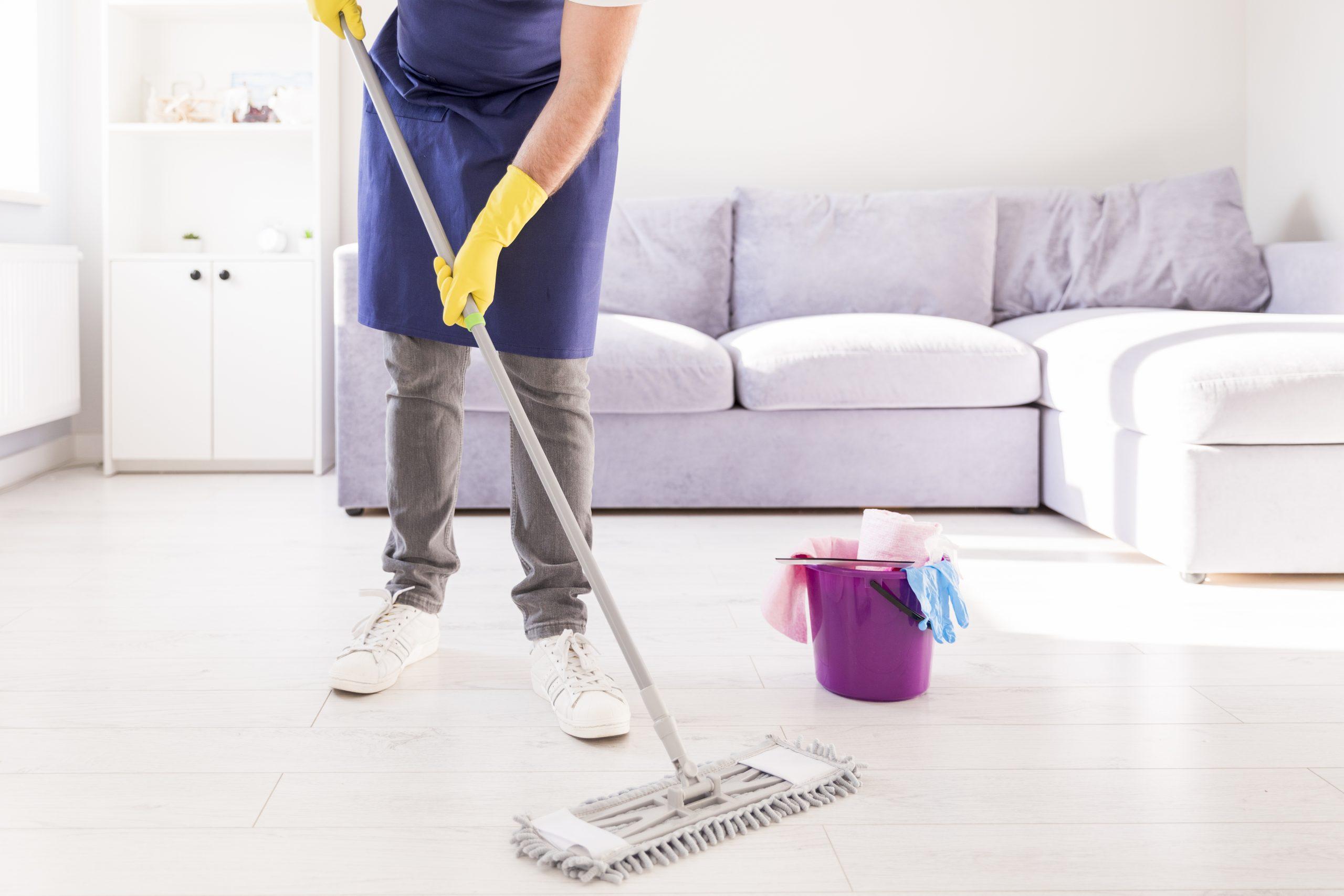 професионалните фирми за почистване