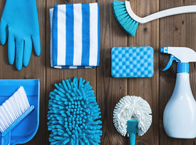 професионално почистване в град софия чистник